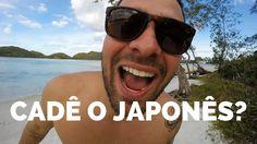 Ilha do Japonês e Praia das Conchas em Cabo Frio - Rio de Janeiro