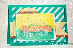 Alisa Tilsner | tHE ARTFUL Stampers Blog Hop Challenge 18 | Stampin Up Birthday Bash | Occasions Catalogue | www.alisatilsner.com