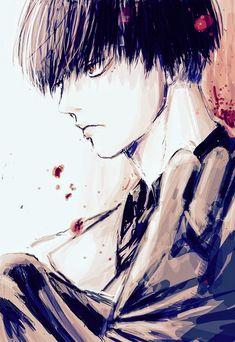 Urie Kuki - Tokyo Ghoul:re #GG #anime