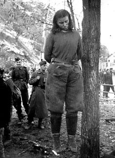 Lepa Svetozara Radić (1925–1943) was a Serbian girl who was executed after torture at the age of 17 for shooting at occupying German soldiers during WW2. As her captors tied the noose around her neck, they offered her a way out of the gallows by revealing her comrades and leaders identities. She responded that she was not a traitor to her people and they would reveal themselves when they avenged her death. She was the youngest winner of the Order of the People's Hero of Yugoslavia, awarded…