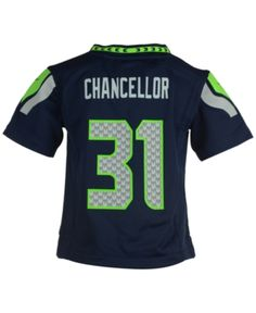 Kam Chancellor Seattle Seahawks Game Jersey 18901fecb
