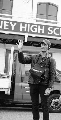 David Gandy director. #TheGentsJournal | David J. Gandy