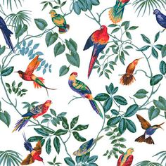 43 Ideas Wall Drawing Murals Inspiration For 2019 Unique Wallpaper, More Wallpaper, Wallpaper Samples, Original Wallpaper, Custom Wallpaper, Photo Wallpaper, Wall Wallpaper, Tropical Wallpaper, Pattern Drawing