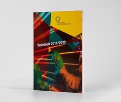 Berliner Philharmoniker Corporate Design by Hannes Drensler, via Behance