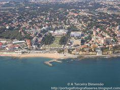 A Terceira Dimensão - Fotografia Aérea: Estoril
