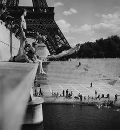 Doisneau & Paris, ses plus belles photos