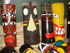 mascaras africanas en Apostiladeartes.com