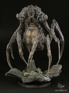 Sculpture par Gabe Perna