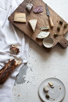 Photography by sanda vuckovic food photography styling, lifestyle photograp Food Photography Styling, Food Styling, Lifestyle Photography, Rustic Photography, Antipasto, A Food, Food And Drink, Artisan Cheese, Best Cheese