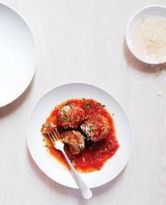 Secret Recipe: Barbacco's Amazeballs Meatballs   7x7