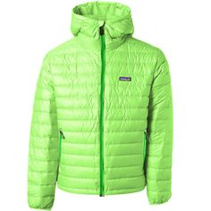 Patagonia Down Sweater Full-Zip Hooded Jacket - Men's | Want!