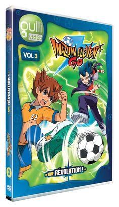 Inazuma Eleven Go - Vol. 3 - Une révolution ! | SERIE TV | DVD - NEUF