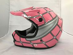http://motorcyclespareparts.net/smartdealsnow-dot-youth-kids-helmet-for-dirtbike-atv-motocross-mx-offroad-motorcyle-street-bike-flat-matte-black-helmet-medium-pink-net/SmartDealsNow DOT Youth & Kids Helmet for Dirtbike ATV Motocross MX Offroad Motorcyle Street bike Flat Matte Black Helmet (Medium, Pink Net)