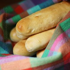 The Secret to Olive Garden's Breadsticks