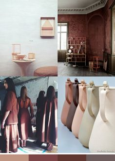 Color Trends 2015/16: Earth tones