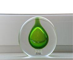 ᐈ Köp & sälj Signerade konstglas från Kosta/Boda begagnat & oanvänt på Tradera Kosta Boda, Glass Design, Letterpress, Boden, Letterpress Printing, Letterpresses