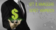 Havale ve EFT ücreti almayan bankalar listesi hazırlandı Ek olarak Havale ve EFT Ücreti Nedir?, EFT ve Havale Ücreti Yasal mı? konularını inceledik.