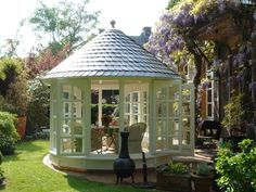 50 besten gartenpavillons bilder auf pinterest. Black Bedroom Furniture Sets. Home Design Ideas