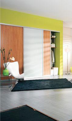 chic, modern doors from Specialty Doors  [ Specialtydoors.com ] #modern #hardware #specialty