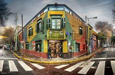 Fluidr / Barrio de La Boca / La Boca neighborhood (Buenos Aires, Argentina) by dleiva