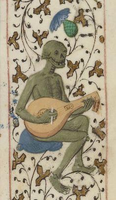 Whimsical wonders of medieval art Renaissance Music, Medieval Music, Medieval Art, Medieval Drawings, Medieval Paintings, Medieval Manuscript, Illuminated Manuscript, Illustrations, Illustration Art
