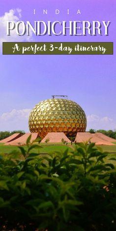 Pondicherry Guide | Things To Do In Pondicherry | Pondicherry Itinerary | India Travel |