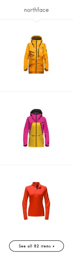 """""""northface"""" by nanette-253 ❤ liked on Polyvore featuring activewear, activewear jackets, the north face, tops, hoodies, checkered top, hoodie top, fleece tops, hooded pullover and the north face tops"""
