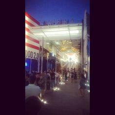Expo Milano 2015 - American food Pavilion