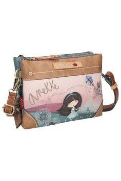 Anekke / Different. Couture, Santorini, Coin Purse, Purses, Wallet, Bags, Women's Handbags, Women, Handbags
