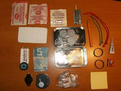Picture of Urban Altoids Survival Kit