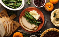 A Healthier Approach to Thanksgiving