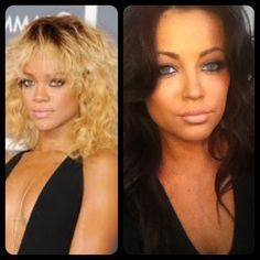 Rihanna Grammy's 2012 Makeup Tutorial