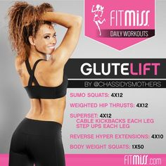 Glute is a vital section of your lower body. Most women crave to flaunt well-toned lower body. Floor Workouts, Glute Workouts, Body Workouts, Workout Body, Leg Exercises, Training Workouts, Boxing Workout, Fitness Workouts, Daily Exercise Routines