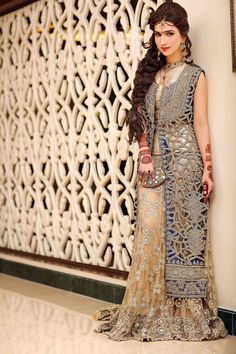 Sari, Couture, Bridal, Formal Dresses, Fashion, Haute Couture, Saree, High Fashion, Moda