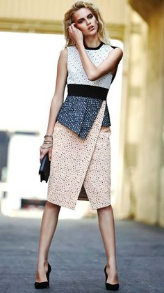 Model Dress Batik Wanita Terbaru 2016