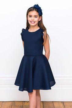 df52234e0 Friday favourites: Elegant in Navy 💙 @davidcharleschildrenswear  #TheDesignerEdit #AutumnArrivals #JuniorPromDresses #