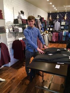 Secondary School Strike Specials!! -15% Off for Students. -10% Off for Teachers. Staff member and Summerhill College student Ryan Gray making the most of today's ASTI strike by doing a few hours work. No flies on this lad!!