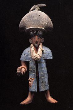 Maya Jaina Standing Figurine