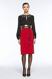 DVF. Kiandra Dress. $498.00