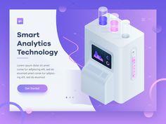 Analytics Machine by Walid Beno