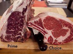 comprehensive steak grilling guide!!! #LOVE