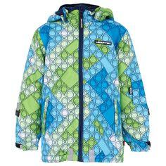 Lego Wear Green Pixel Johannes Ski Jacket