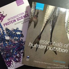 Proteins and Nutrition - http://constantine.name/proteins-and-nutrition/ - Latest additions to the library. Much grey matter exercise ahead!