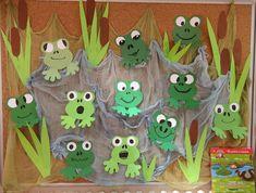 Frog Crafts, Pond, River, Water Pond, Rivers