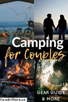 Camping for Couples: Essential Gear Guide & Tips for Two - Headed to the great outdoors with your partner? Our guide to camping for couples will ensure you ar - Camping Date, Camping List, Camping Guide, Van Camping, Camping Checklist, Camping Essentials, Family Camping, Camping Hacks, Camping Gear