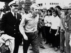 POW John McCain released 1973