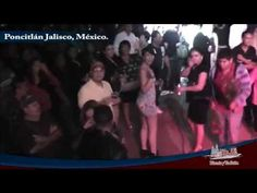 Fiestas Poncitlan 2015 - Popurri  Sonora Brass