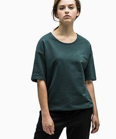 ドロップショルダートップス(Tシャツ/カットソー)|LACOSTE(ラコステ)