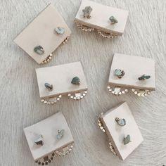 I hate the pacific coast ear jackets.⠀⠀⠀⠀⠀⠀⠀⠀⠀ ⭐️⠀⠀⠀⠀⠀⠀⠀⠀⠀ ...said no one ever.⠀⠀⠀⠀⠀⠀⠀⠀⠀ #aswildasyou #handmadejewelry #turquoisejewelry