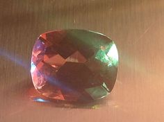 NATURAL ALEXANDRITE 4.65cts (SEE VIDEOS )(MANY PHOTOS) MESMERISING  COLOR CHANGE
